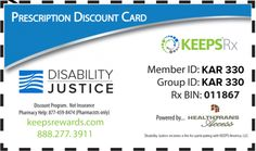Save up to 85% at over 60,000 pharmacies with our Rx discount card.  It's free and open to anyone!