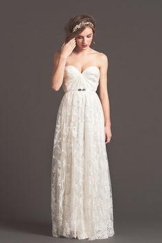Sarah Seven wedding dresses   onefabday.com