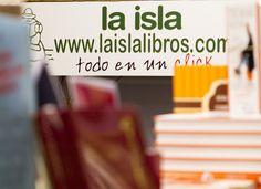 www.laislalibros.com Todo en un click.