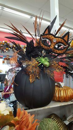 Halloween pumpkin by Rhonda