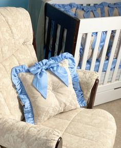#babybeddingset #nurseryidea #nurserydecoration #babyroomidea #kidsroomdecoration #newborndecor #bossandbaby Baby Boy Bedding Sets, Baby Room, Nursery Decor, Throw Pillows, Home, Toss Pillows, Cushions, Ad Home, Babies Rooms