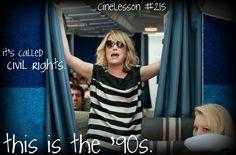 CineLesson #1 - women can be funnier than men