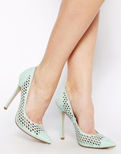 ASOS - PEGGY - Chaussures pointues à talon haut