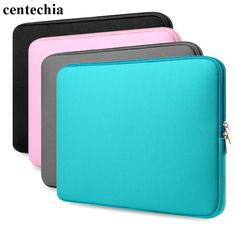 Centechia Fasion Laptop Bag Zipper Laptop Sleeve Case For 15.6 inch 15 inch 13 inch 11 inch Notebook Bag protector for Laptop PC