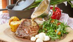 Camembert Cheese, Steak, Dairy, Treats, Food, Sweet Like Candy, Goodies, Essen, Steaks