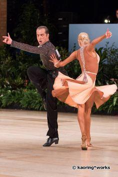 Riccardo and Yulia world champions