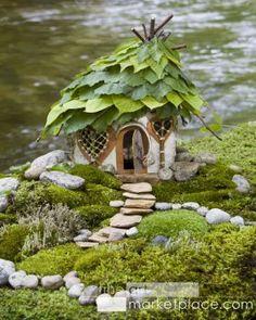 Fairy house by Sally Smith...