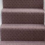Quirky Tess Damson Runner Alternative Flooring, Stair Carpet, Dan