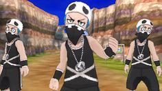 The Pokémon Company has released a fresh trailer for Sun & Moon, revealing footage of the evil Team Skull and some all-new Alolan creatures.