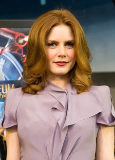 """Night at the Museum 2"" Premiere - 001 - Amy Adams Fan - The Gallery"