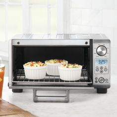 Breville® Mini Smart Oven, available at #surlatable