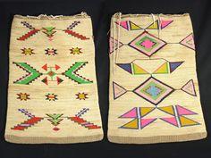 Plateau Native American Indian Baskets, Basketry - Gene Quintana Fine Art - Indian Baskets