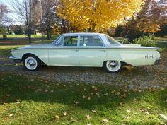 1960 Ford Fairlane 500 Town Sedan