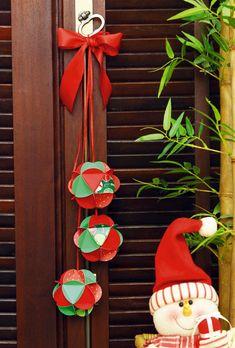 Origami natalino