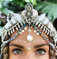 Ces couronnes de coquillages artisanales vous donneront le sentiment d'être une…