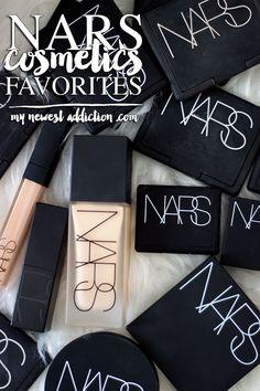 NARS Cosmetics Favorites - My Newest Addiction