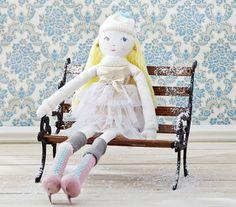 Designer Doll - Lizzie [Pottery Barn Kids]