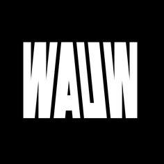 @wauw.ch #logo #logotype #branding #stretched #animatedlogo