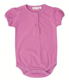 Loving this Orchid Pretty Bodysuit - Infant & Toddler on #zulily! #zulilyfinds