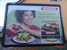 660. - Plakat in Stockach. / 27.09.2015./
