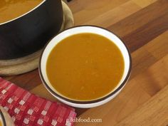 Sweet potato soup and carrots, The first bowl disappears quickly and I always go back for seconds. Life is beautiful when there's soup nearby. Sweet Potato Soup, Carrots, Potatoes, Ethnic Recipes, Soups, Food, Carrot, Potato, Soup