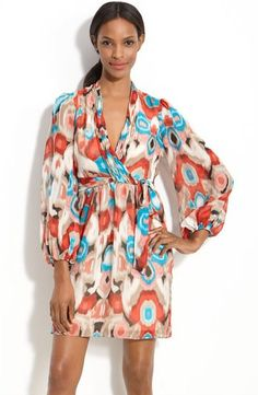 Latest #fashion style - Chiffon #dresses