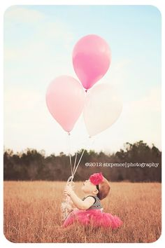 this is adorable, for 1 year old birthday shoot