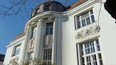 Villa Union Bratislava Bratislava, Mansions, House Styles, Home Decor, Decoration Home, Manor Houses, Room Decor, Villas, Mansion
