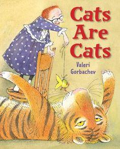 Cats are cats - Valeri Gorbachev