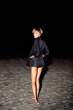 Daria Werbowy by Cass Bird for Maiyet Fall/Winter 2013/2014 Campaign