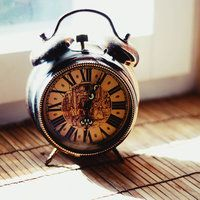 Even a stopped clock is right twice a day by *BlueColoursOfNature on deviantART