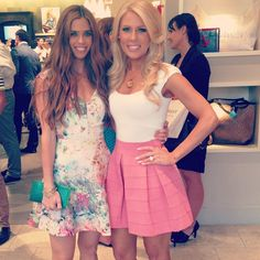 Lydia McLaughlin & Gretchen Rossi; The Real Housewives of the OC
