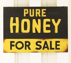 Pure Honey ♥  for sale [from POTTERY BARN]
