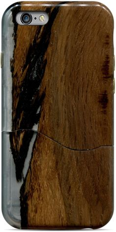 CARVED CO Solid Wood iPhone 6 Case - Made in the USA   Custom Wood Phone Cases & Skins for iPhone, Galaxy, Nexus