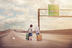 The places they'll go- Photo by an amazing Oklahoma city photographer, Summer Lee