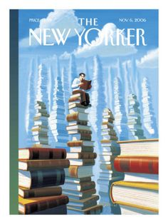 The New Yorker Cover - November 6, 2006 Poster Print  by Eric Drooker at the Condé Nast Collection