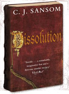 C. J. Sansom: The Official Website - Dissolution