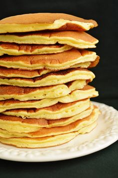 Sweets Recipes, Cake Recipes, Yummy Food, Tasty, Food Cakes, Crepes, Soul Food, Kids Meals, Pancakes