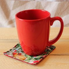 A personal favorite from my Etsy shop https://www.etsy.com/listing/257682481/set-of-4-winter-cardinal-coasters