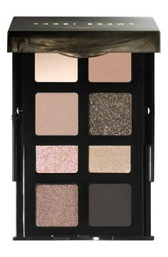 "So pretty. Need this ""smoky nudes"" eye shadow palette for fall."