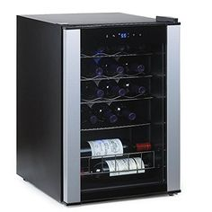 Special Offers - Cheap Wine Enthusiast 268 68 20 01 20-Bottle Evolution Series Wine Cooler Stainless Trim - In stock & Free Shipping. You can save more money! Check It (January 09 2017 at 02:33PM) >> http://standmixerusa.net/cheap-wine-enthusiast-268-68-20-01-20-bottle-evolution-series-wine-cooler-stainless-trim/