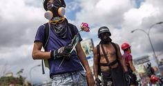 """""""LA LUCHA DE POCOS, VALE POR EL FUTURO DE TODOS"""" El mensaje de la madre a Neomar Lander a los venezolanos"""