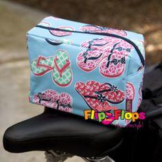 Flip Flops Cosmetic Bag