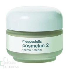 Hoy os recomendamos probar #MesoesteticCOSMELAN2 Crema para la reducción de las manchas cutáneas http://www.farmaciasofertas.es/es-despigmentantes-219-mesoestetic-cosmelan-2-crema-facial-despigmentante-50-ml-html