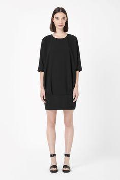 COS | Pleat detail dress