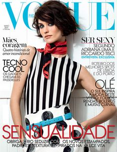 Vogue Portugal - May'15 on Behance