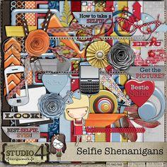 Personal Use :: Kits :: Selfie Shenanigans