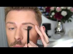 THE BEGINNERS GUIDE TO HOODED EYE TUTORIAL - YouTube