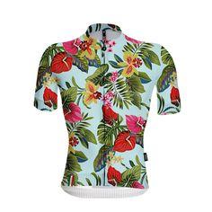 Kahuna cycling jersey by Babici.