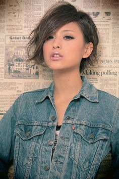 ファッションヘアNo.1 | AFLOAT JAPANのヘアスタイル - アフロートジャパン 【銀座の美容室】 | 関東・銀座の美容室 | Rasysa(らしさ)